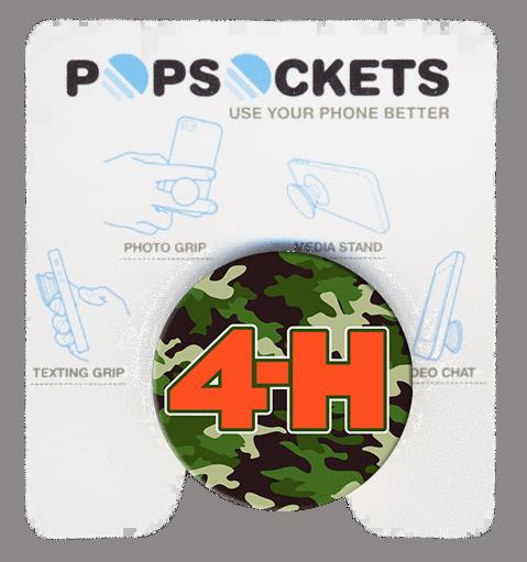 4-h popsocket