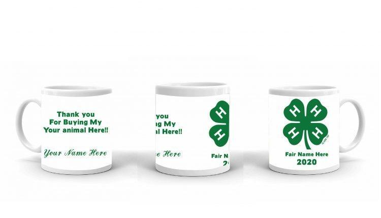 4-H Coffee Mug - 4-H Club