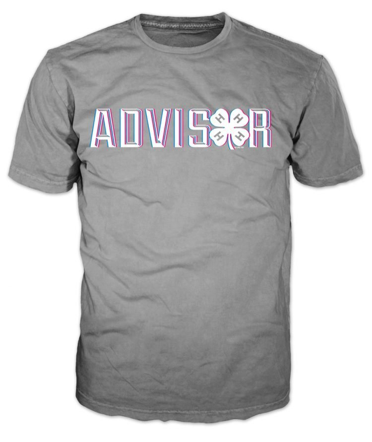 4-h graphic tee advisor