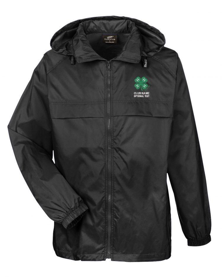 4-h logo jacket