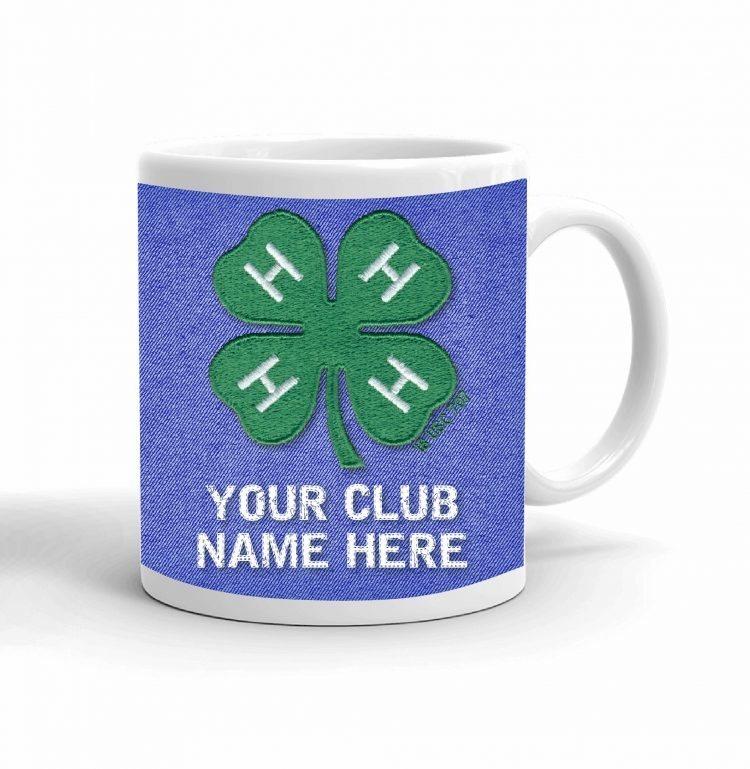 4-H Coffee mug