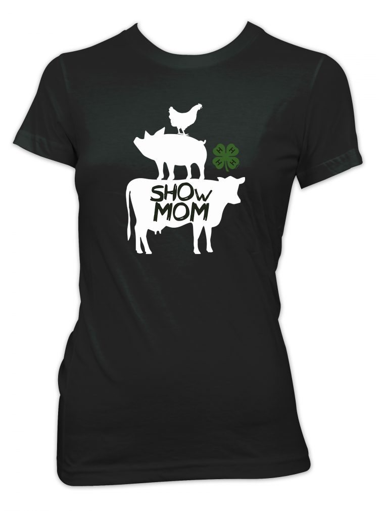 4-H Graphic Tee - 4-H Mom