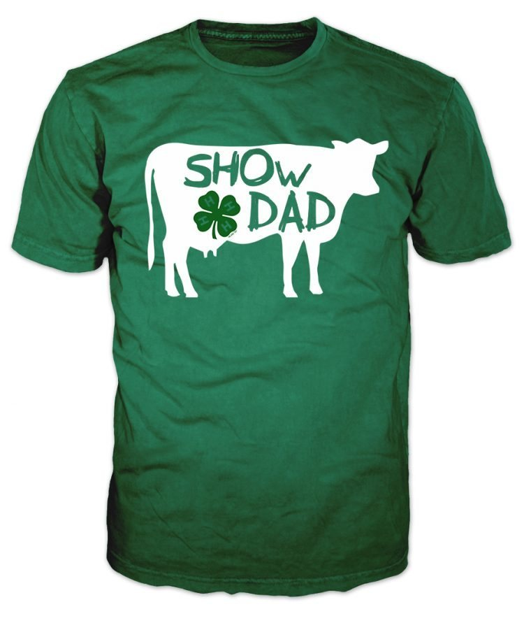 4-H Graphic Tee - 4-H Dad