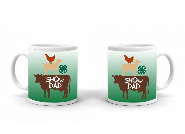 4-H Coffee Mug - 4-H Dad