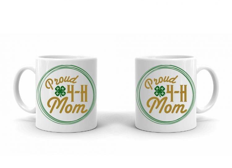 4-H Coffee Mug - 4-H Mom