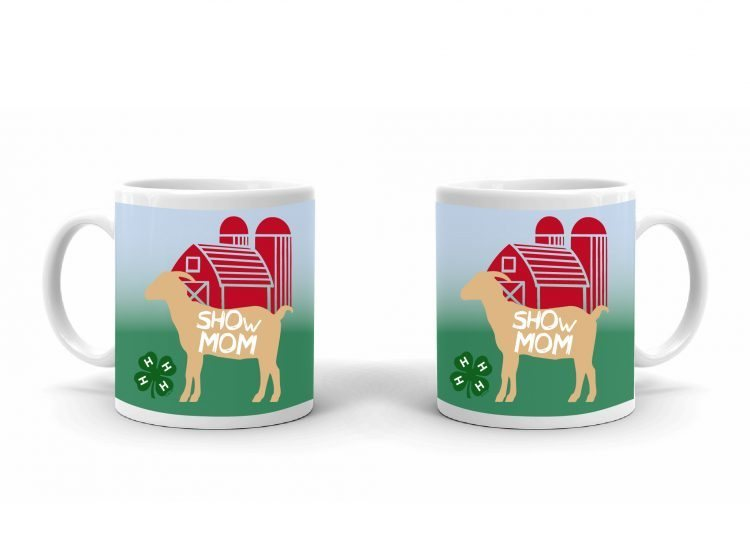 4-H Coffee Mug - 4-H Mom Goat